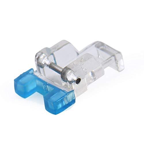 La Canilla  - Prensatelas de botones para Máquinas de Coser Domésticas (Snap-On)