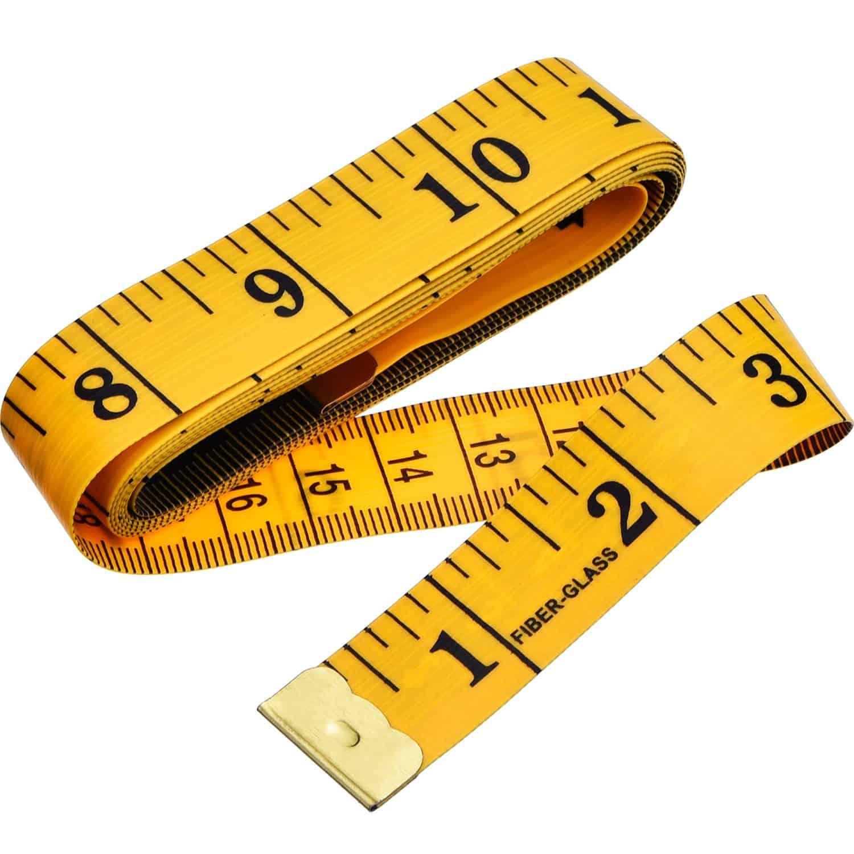 Pl/ástico//sastrer/ía coser cintas m/étricas 150 cm