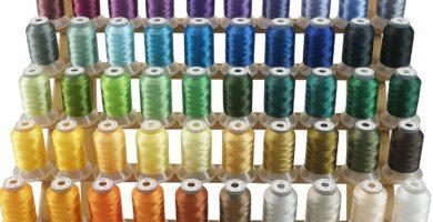 Hilos máquina de coser