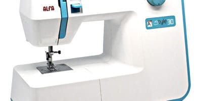 Máquinas de coser alfa