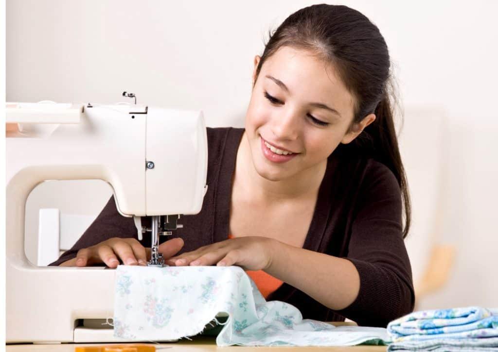 Ventajas de una máquina de coser portátil