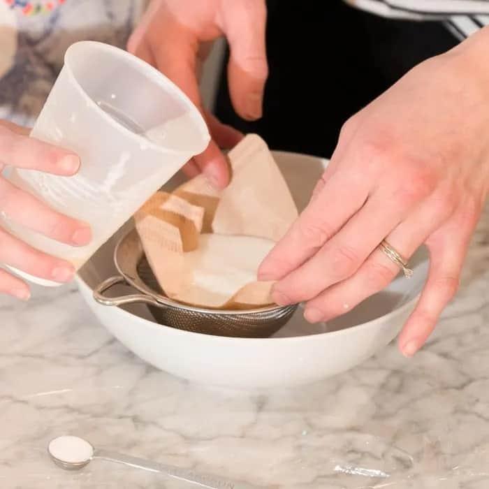 Cómo hacer Glooze slime casero