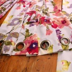 Hacer cortinas sin coser - Consejos para hacer tus propias cortinas sin costura por primera vez