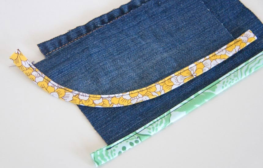 cómo hacer un dobladillo perfecto a tus pantalones vaqueros 3