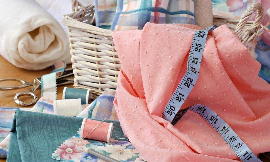 Consejos de costura - la lista definitiva telas