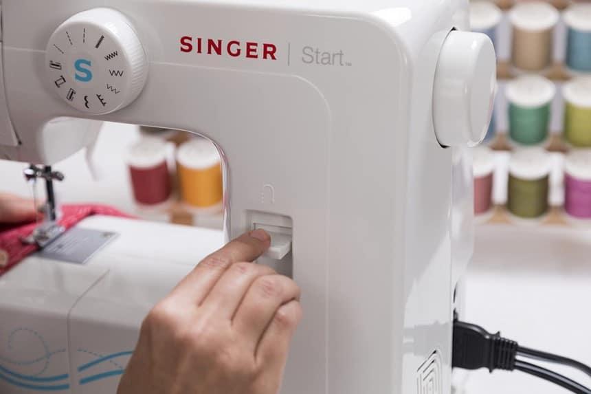 Solución de problemas de las máquinas de coser maquina singer