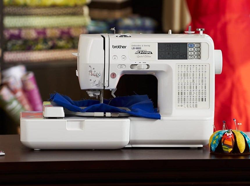 Solución de problemas de las máquinas de coser maquinas brother
