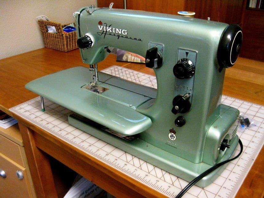 Solución de problemas de las máquinas de coser viking