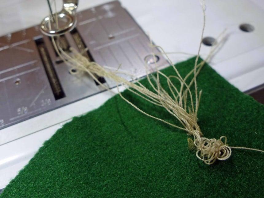 Solución de problemas de las máquinas de coser - Cada
