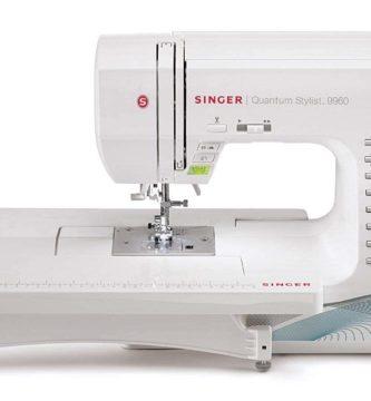 Opinión Máquina de coser Singer 9960