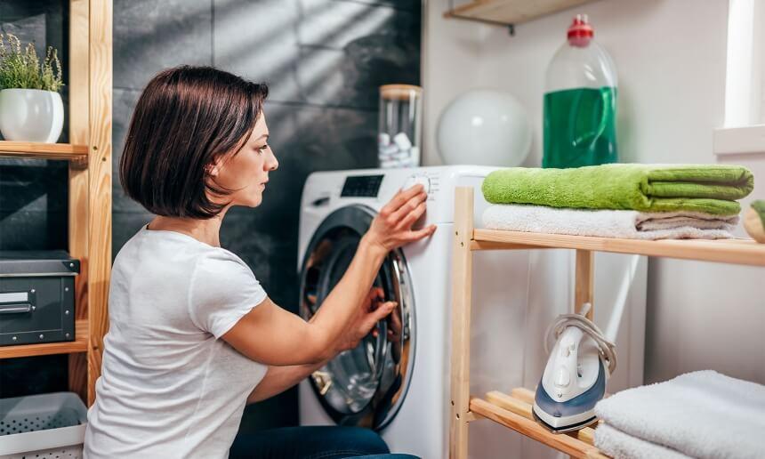 ¿Cómo lavar una colcha?